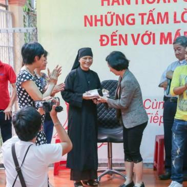 Anh Hong Food đến thăm Mái Ấm Từ Ân – Vũng Tàu 2014