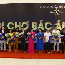 Ánh Hồng Food tham gia chương trình Thắp Sáng Lửa Yêu Thương 2019