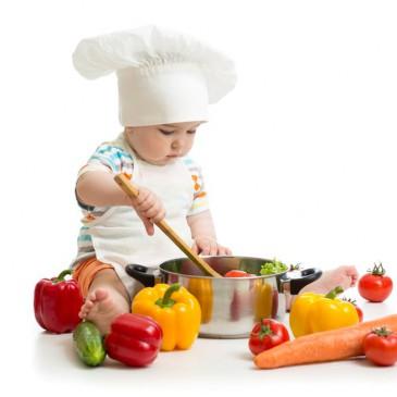 Thực đơn dinh dưỡng cho bé, thế nào là đủ?