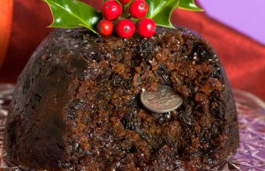 xmas pudding coin
