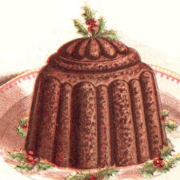Nguồn gốc của Bánh Pudding